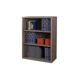 Libreria L81 Rovere Tartufo Disegno Conforama
