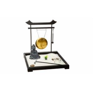 Giardino Zen con Gong