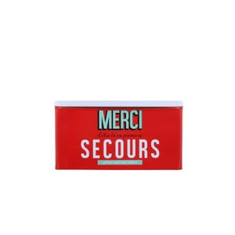Boite Secours